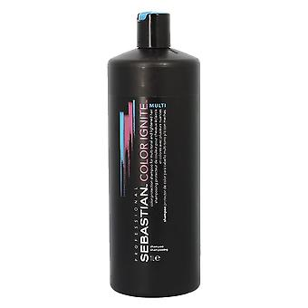Sebastian Color Ignite Multi Shampoo 1000 ml