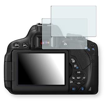 Canon EOS Rebel T4i display protector - Golebo crystal clear protection film
