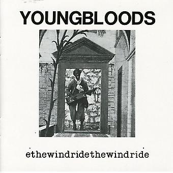 Youngbloods - paseo el viento [CD] USA importar