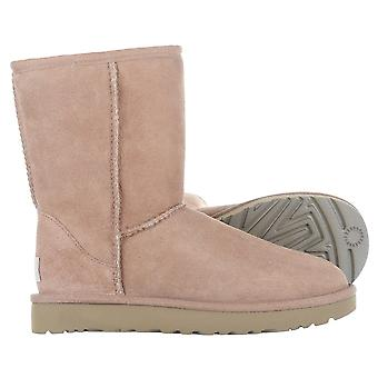 UGG Classic Short II Chestnut 1016223CHE universal winter women shoes