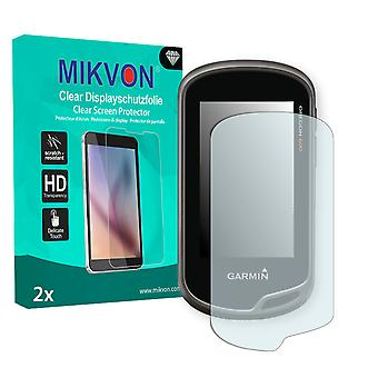 Garmin Oregon 600 Screen Protector - Mikvon Clear (Retail-Paket mit Zubehör)