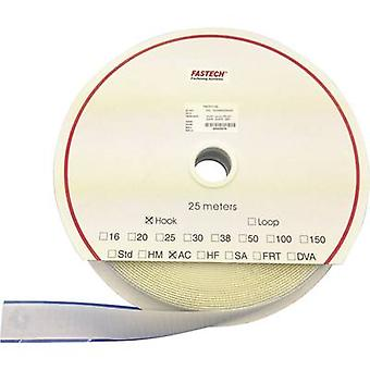 Hook-and-loop tape stick-on Loop pad (L x W) 25000 mm x 38 mm Wh
