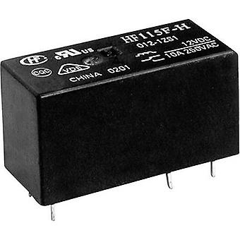 PCB relays 5 Vdc 10 A 1 change-over Hongfa HF115F-
