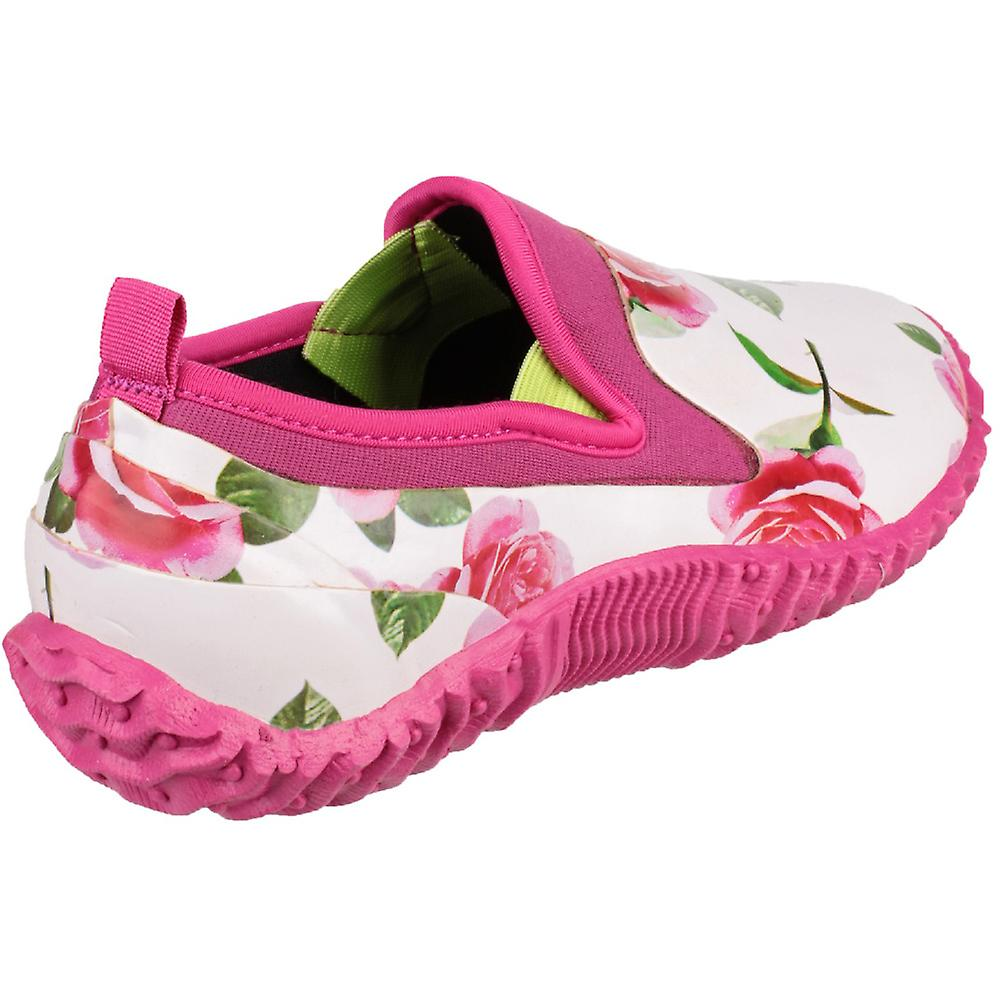 High Rubber Cotswold Pink Garden Ladies Backdoor Printed Waterproof Def Shoe wvwxEPqnX