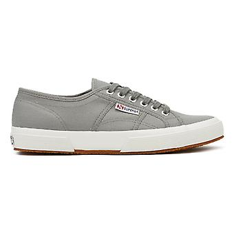 Superga Grey Sage 2750 Cotu Trainers