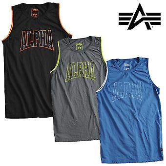 Alpha industries tank top Alpha print