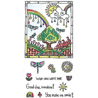 Color Me Clear Stamps 4