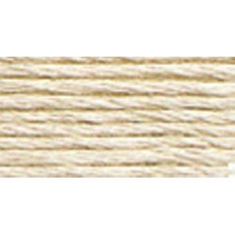 DMC 6-Strand Embroidery Cotton 8.7yd-Very Light Mocha Brown