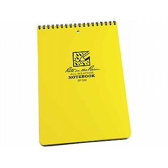 Rite In The Rain Universal Notebook Top Spiral Bound (Size 6x9 in)