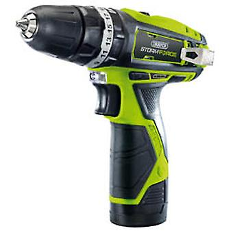 Draper 16049 Storm Force 10.8V Cordless Hammer Drill With Li-Ion Battery