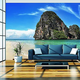 Tapeter - exotiska landskap i Thailand, Railay beach
