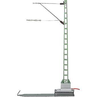 H0 Feeder mast H0 Märklin C (incl. track bed), H0 Märklin K (w/o track bed) Märklin 74121 1 pc(s)