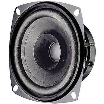 VISATON FR 10 4 10,16 cm Breitband-Lautsprecher Chassis 20 W 8 Ω