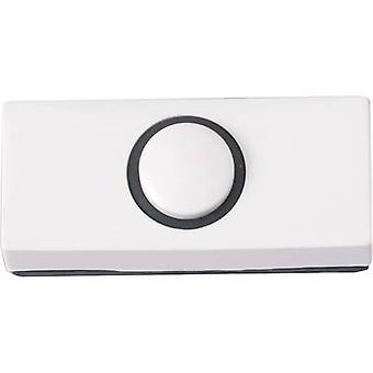Heidemann 70180 Bell button 1x White 24 V/1 A