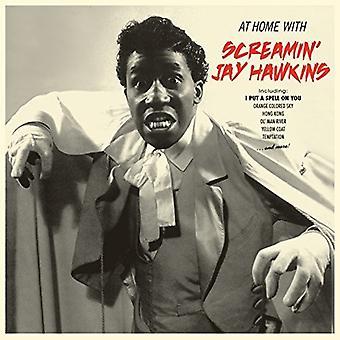 Screamin Jay Hawkins - hjem med + 4 importere bonusspor [Vinyl] USA