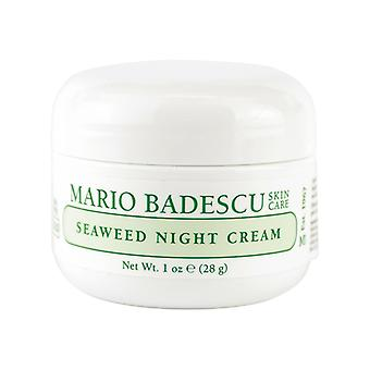 Mario Badescu Seaweed Night Cream - For Combination/ Oily/ Sensitive Skin Types 29ml/1oz