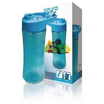 Azura AZ-BL10BOTTLE Az-bl10 0,6 L garrafa reserva azul
