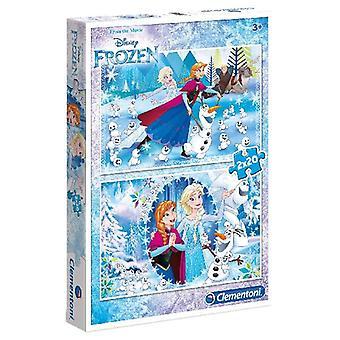 Frozen Puzzel 2x20