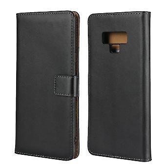 Samsung Galaxy Note 9 Plånboksfodral  - Svart