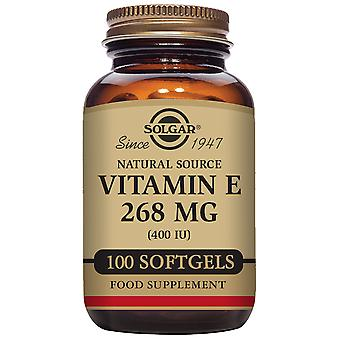 Solgar Vitamin E 400 UL 268 mg (Vitamins & supplements , Vitamins)