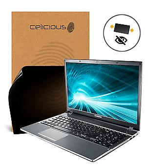 Celicious Privacy 2-Way Anti-Spy Filter Screen Protector Film Compatible with Samsung Notebook 5 15.6