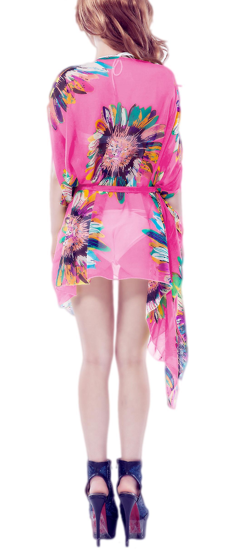Waooh - jurk sarong Arnall