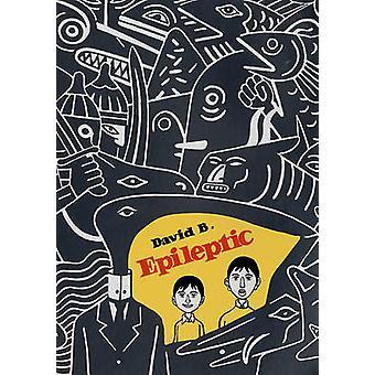 Epileptic by David B. - 9780224079204 Book