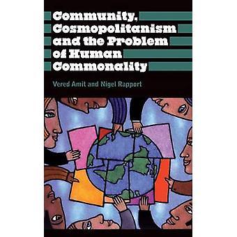 Community - Kosmopolitismus und das Problem der menschlichen Gemeinsamkeit von V