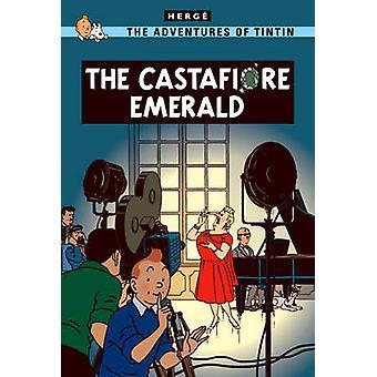 The Castafiore Emerald by Herge - 9781405208208 Book