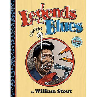Legenden des Blues von William Stout - William Stout - 9781419706868