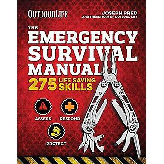 Total Emergency Manual by Joseph Pred - 9781616289546 Book