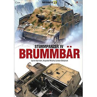 Sturmpanzer IV Brummbar by Samir Karmieh - Krzysztof Mucha - Lukasz G