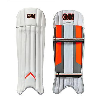 Gunn & Moore 2018 Mana Cricket Wicket houden Pads been Guards