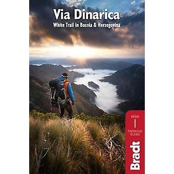 Via Dinarica - Mega vandringsled genom Dinariska Alperna från Slove