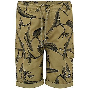 Animal lézard vert Beck Kids Cargo Shorts
