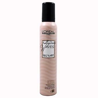 6395d0ab5 Loreal Tecni. ART Hollywood waves spiral Queen 200 ml
