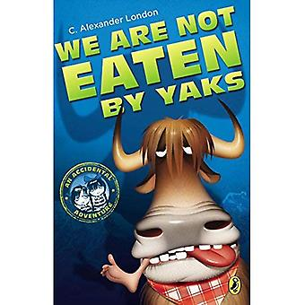 We Are Not Eaten by Yaks (Accidental Adventure