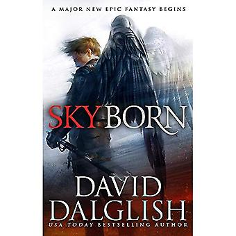 Skyborn: 1 (The Seraphim Trilogy)