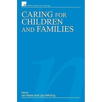 Betreuung von Kindern und Familien (Wiley Series in der Krankenpflege)