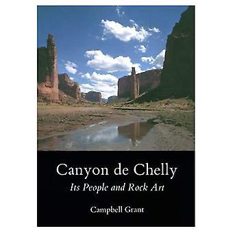 Canyon de Chelly: dess folk och Rock Art