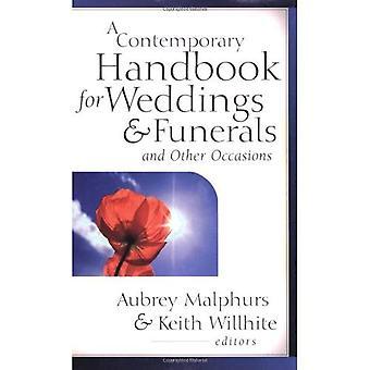 En modern handbok för bröllop & begravningar och andra tillfällen
