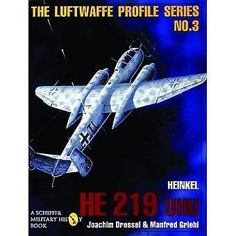 Die Luftwaffe Profilserie: Nummer 3: 003