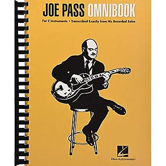 Omnibook Joe Pass : Pour C Instruments