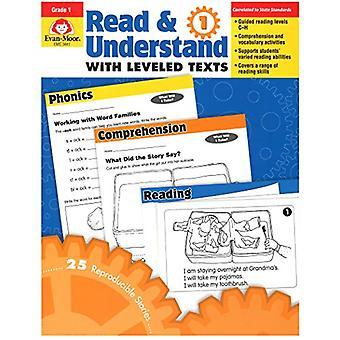 Läs & förstå med planat texter, grad 1