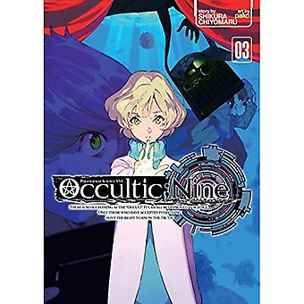 Occultic;Nine (Light Novel) Vol. 3 (Occultic;Nine)