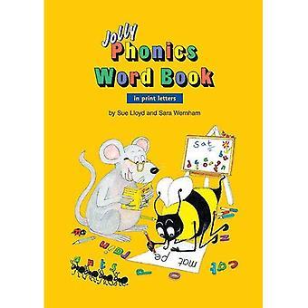 Jolly Phonics Word Book