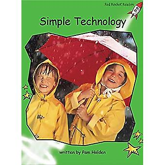 Simple Technology: Level 4: Early (Red Rocket Readers: Non-fiction Set B)