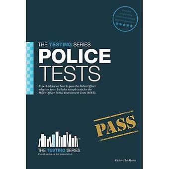 Police Tests: How to PASS the Police Initial Recruitment Test (PIRT): 1