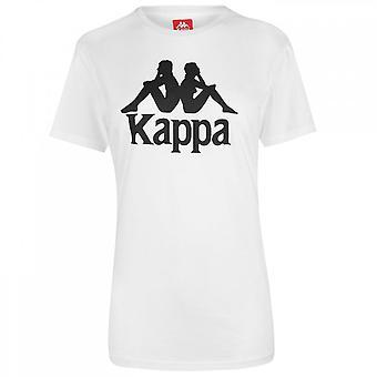 Kappa White Estessi T-shirt