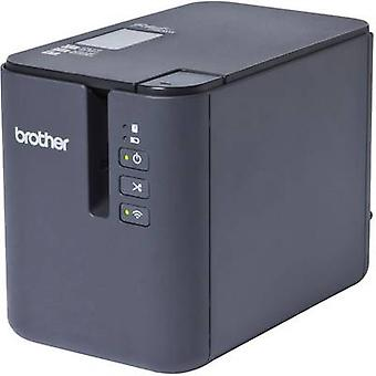 Brother P-touch P900W Label printer Suitable for scrolls: TZe, HSe, HGe, STe , FLe 3.5 mm, 6 mm, 9 mm, 12 mm, 18 mm, 24 mm, 36 mm